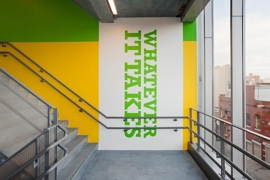 http://pentagram.com/en/AchievementFirst_04_pop.php #signage #big #interiors #typography