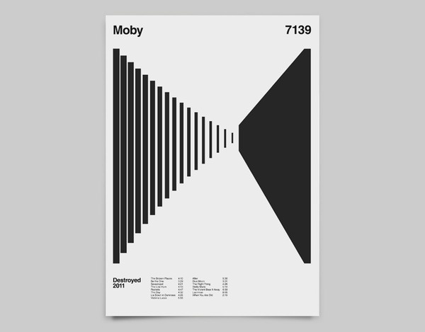 Album Anatomy on Behance #flat #minimal #poster