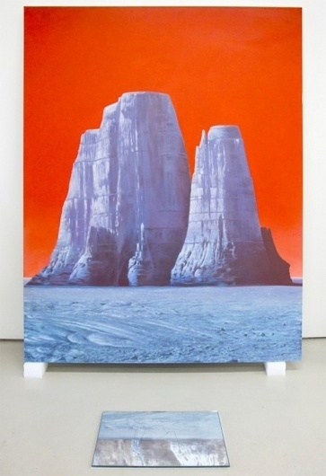 The Stacks Review #painting #poster