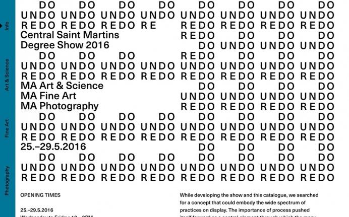 Do Redo Undo Typography Type Letter Art Webdesign Website Interactive Minimal Simple Complex Beuaty Beautiful Crazy