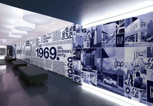 WANKEN - The Art & Design blog of Shelby White #wall