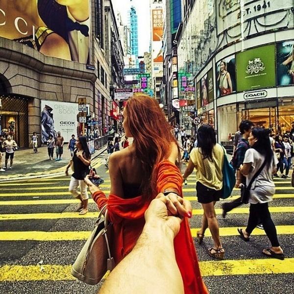 Travel Photography by Murad Osmann #inspiration #photography #travel