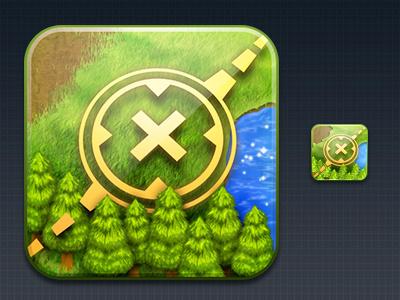 Geocachr1 #jeep #icon #ipad #design #map #iphone #app