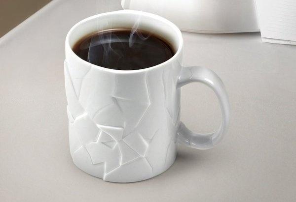 Fred and Friends Cracked Up Mug #mug #home
