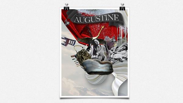 Augustine #surreal #design #collage