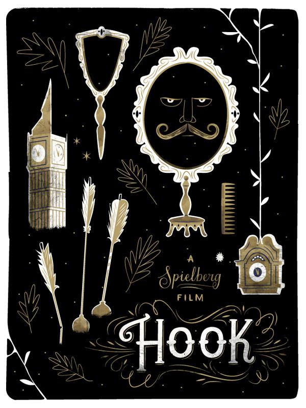 Danielle Davis Silver Screen Society #movie #dark #poster