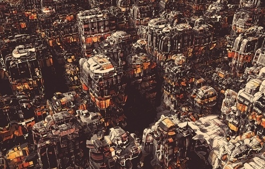 cities_atelier_olschinsky_03.jpg 765×490 pixels #illustration #atelier #olschinsky #cities