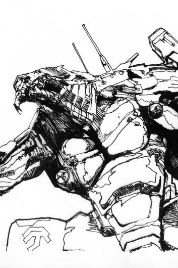 Robots_005.jpg 640×960 pixels #illustration #second #district #robot