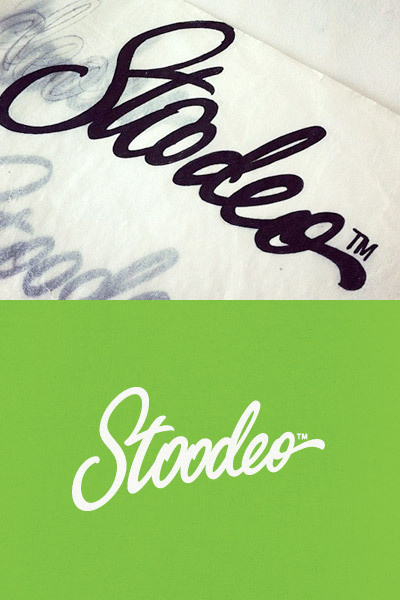 Stoodeo by Sergey Shapiro #inspiration #creative #lettered #personalized #design #illustration #logo #hand