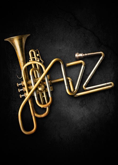 Tumblr #type #gold #jazz