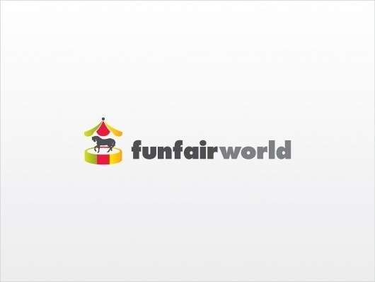 Funfair Hire Logo Design | UK Logo Design #logo #design