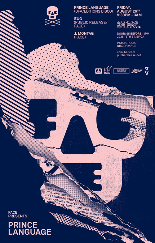 Public Release Prince Language at FACE / Friday August 26 #face