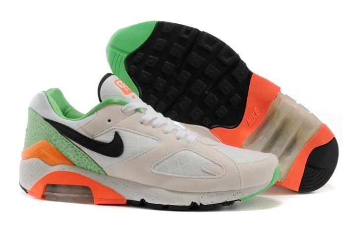 Mens Nike Air Max Shoes 180 Online Beige