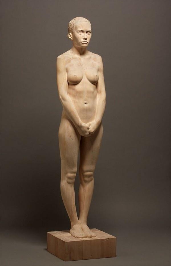 Mario Dilitz Sculptures 10 #wood #sculpture #art