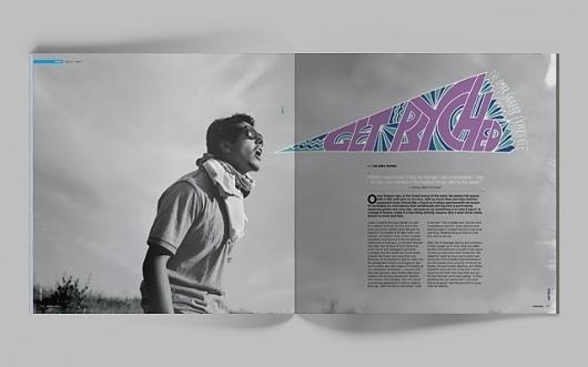 Work Related Designs | David Ko #spread #design #editorial #book