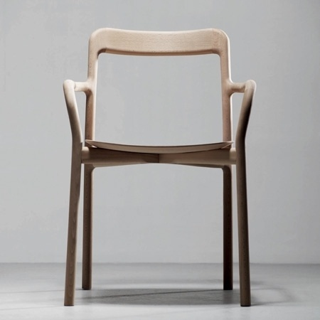 Dezeen » Blog Archive » Branca by Industrial Facility for Mattiazzi #chair #branca #wood #furniture #mattiazzi #industrial #facility