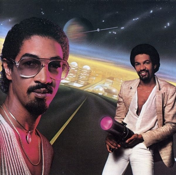 Brothers Johnson | LIGHT UP THE NIGHT #album #disco #space #art #beauty
