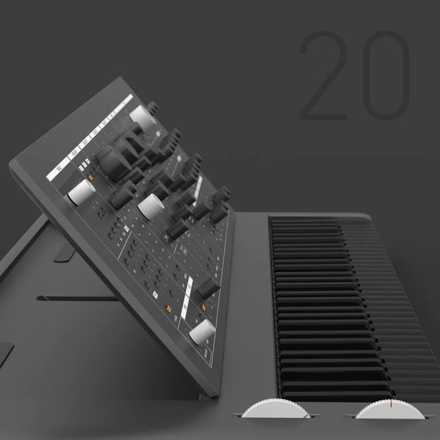 #synth