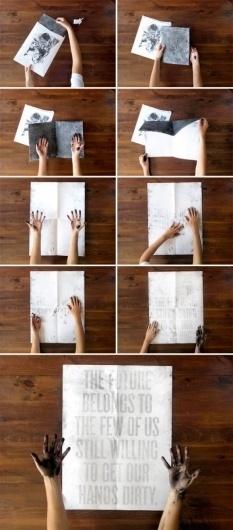 swissmiss | Dirt-Poster #poster #dirt