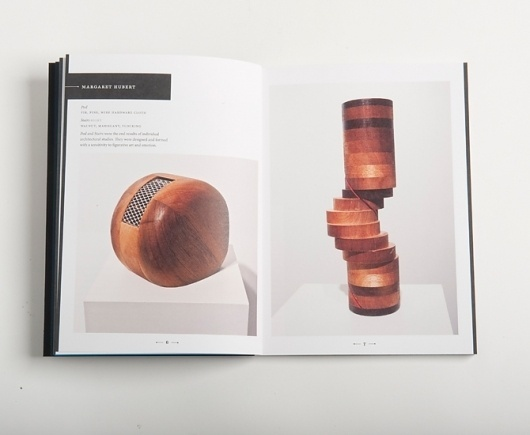 Dever Elizabeth #design #book #wood #spread #photography #type #layout #magazine #typography