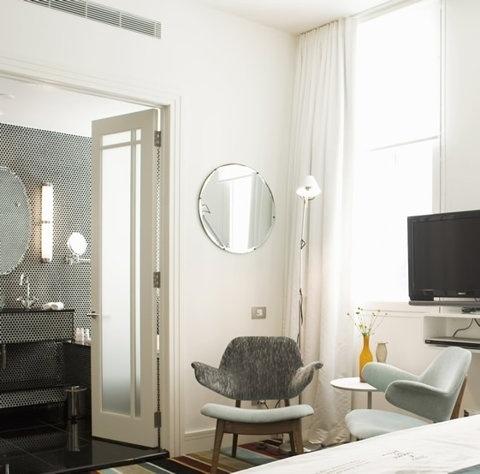 FFFFOUND!   Hotel DeBrett, Auckland, New Zealand   We Heart: Essential Lifestyle Guide #interior #furniture #design