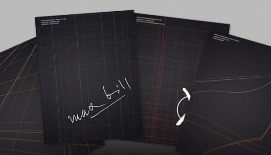 Image Spark - Image tagged #max #bill #design #cover #brochure
