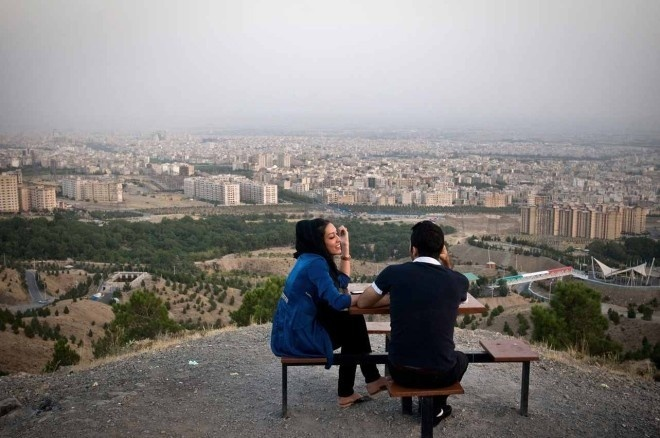 Iran: Generation Post-Revolution by Kaveh Rostamkhani #inspiration #photography #documentary