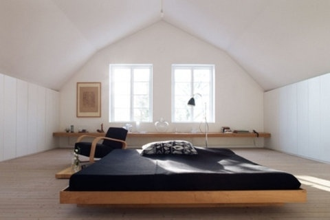 FFFFOUND! | On Display #interior #white #black #wood #furniture