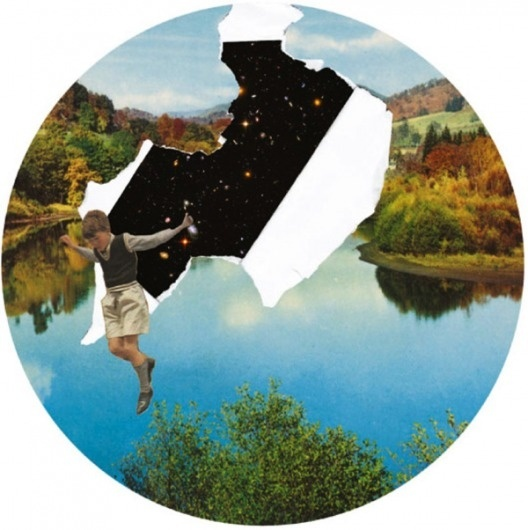Where the Lovely Things Are - Home - (i heart) ART - MarkLazenby #card #collage #poster