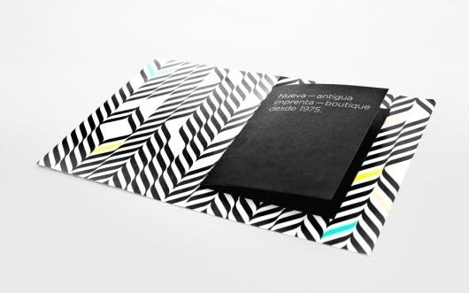 Anagrama | Micheline #white #anagrama #black #micheline #identity #and #brochure
