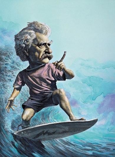 Creative Collider #inspiration #surf #illustration #art #artist #drawing
