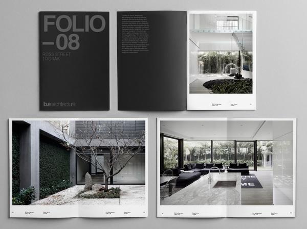 B.E Architecture #bold #monochrome #architecture #minimal #helvetica