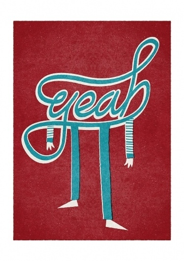 CUSTOM LETTERS, BEST OF 2010, DAY 1 — LetterCult #type #illustration #yeah