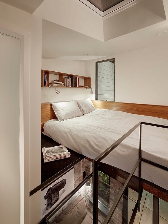 Brick House: old laundry transformed