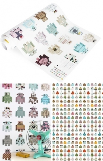the style files #design #wallpaper #robots