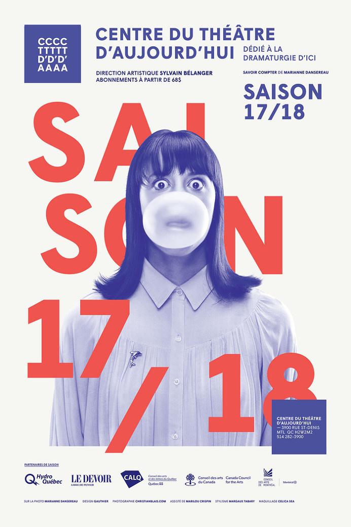 Center Theater d'Aujourd'hui 2017/18 season