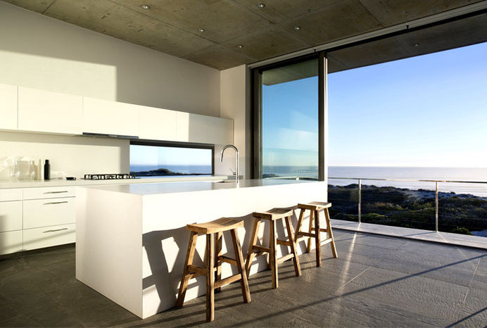 Sophisticated and Elegant Pearl Bay Residence pearl bay residence kitchen #ideas #kitchen #design