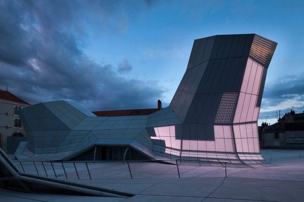 CJWHO ™ (FRAC centre opens in new site | jakob +...) #paris #installation #france #design #architecture #art