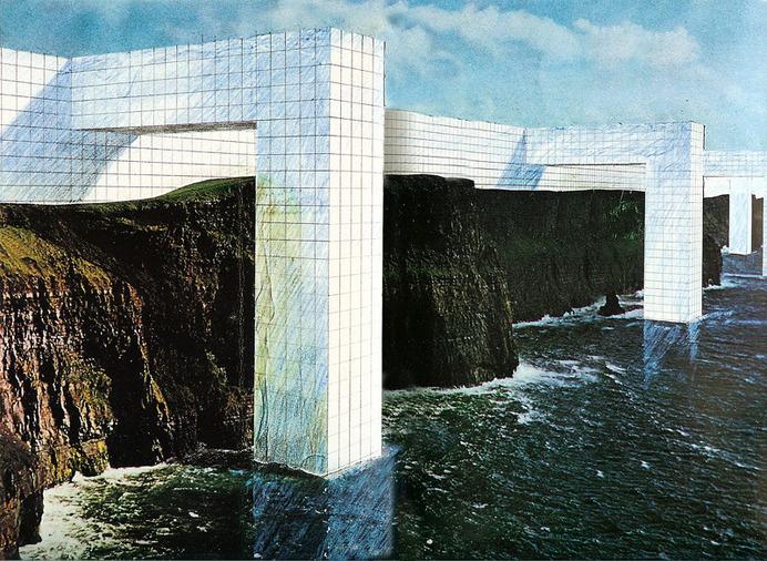 Superstudio #radical #design #architecture #superstudio