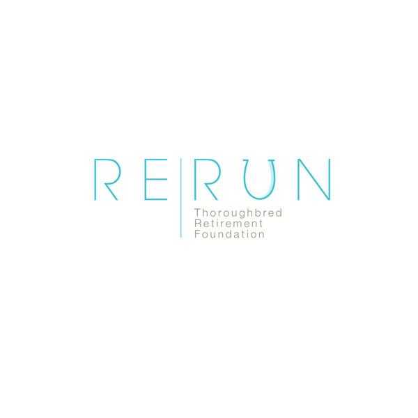Logo for ReRun Thoroughbred Retirement Foundation