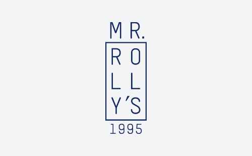 Mr'Rolly's Branding Identity #logo #brand #identity #branding
