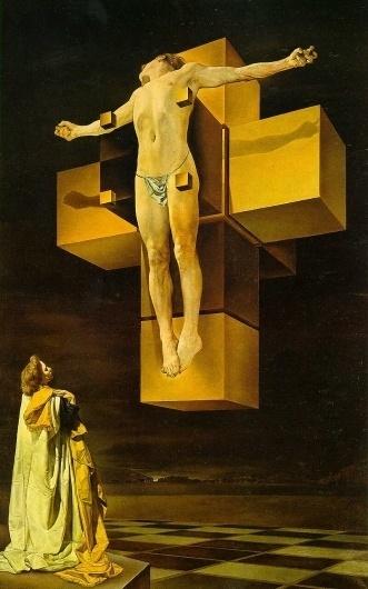 hrstudioplus #cross #christ #painting