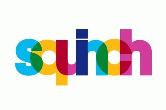 Design & Art Direction for Brands / John McHugh #branding #garde #avant #multi #colored #logo
