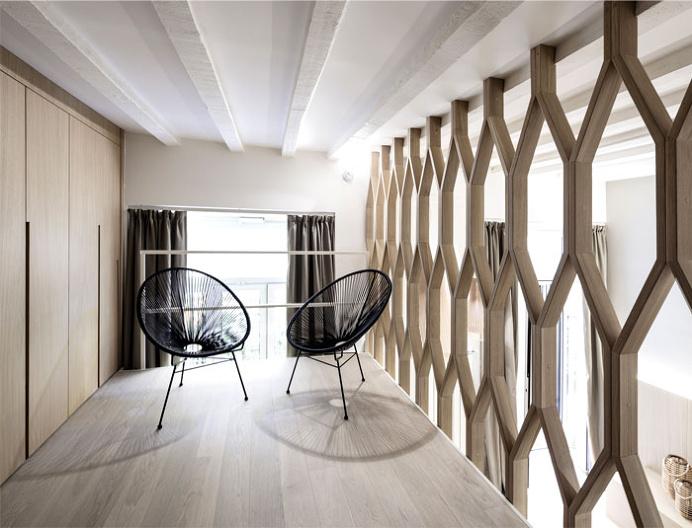 Three Level Apartment in Milan by Archiplan Studio - InteriorZine