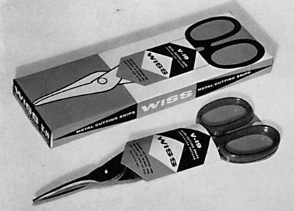 Javier Garcia #packaging #vintage #scissor
