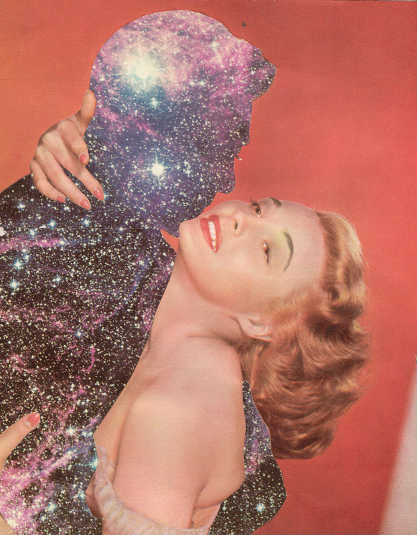 Antares and Love #2Collageby Joe WebbLewes