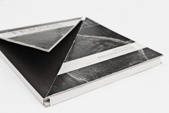 Tersas ontvouwd on the Behance Network #artist #design #graphic #book