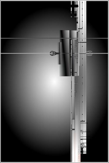 Transmission | Flickr - Photo Sharing! #white #design #black #poster #communication