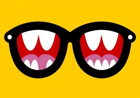 Craig & Karl - Hungry Eyes #illustration #craigkarl