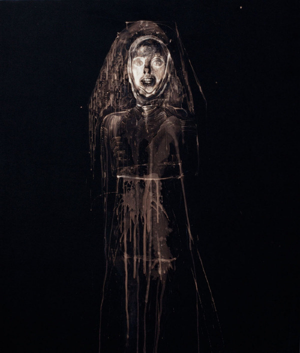Bleach Boo Saville #bleach #haunting #drawing #faces